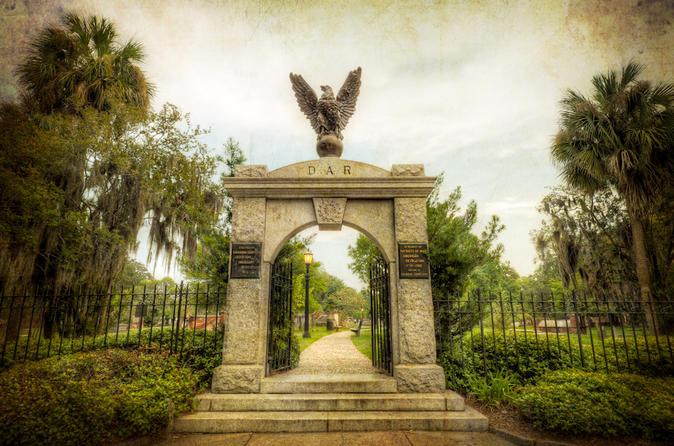 Spooky Savannah Haunted History Tour