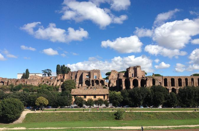 Full-Day Small-Group Sightseeing Tour Of Rome With Pickup From Civitavecchia Port - Bari