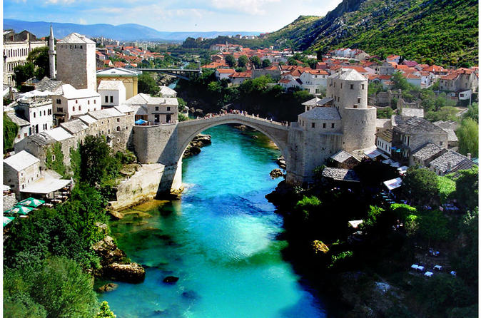 2 night private excursion to kravice waterfalls from sarajevo in mostar 296074