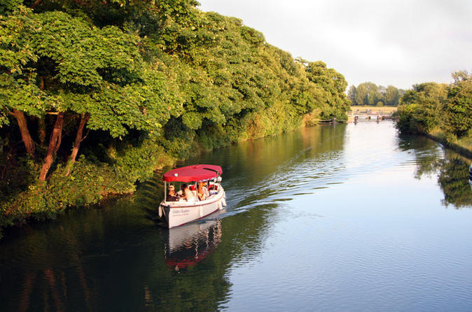 Oxford Sightseeing River Cruise Including Picnic