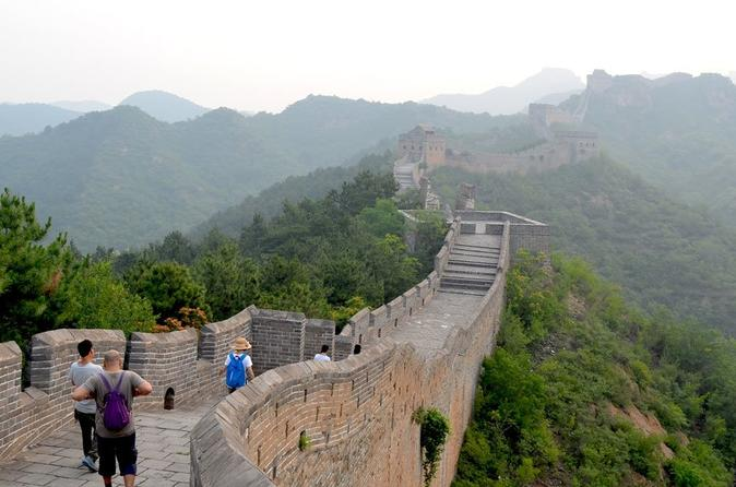 Jinshanling Great Wall Beijing Day Tour with Breakfast and Lunch (No Shopping, Professional Guide)