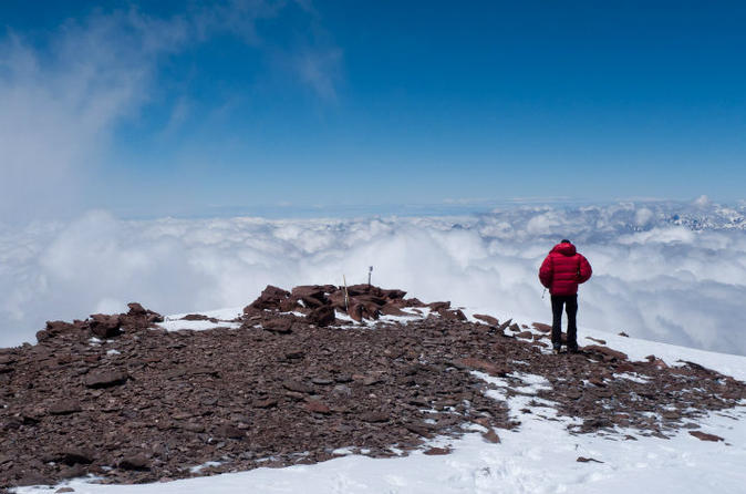Full Day Trekking In The Andes