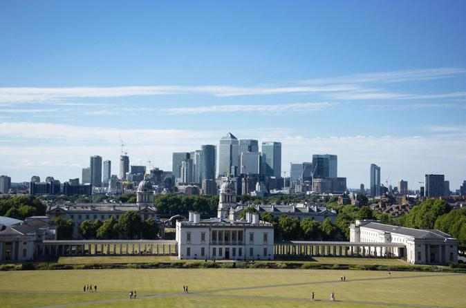 Isle Of Dogs Fitness Tour