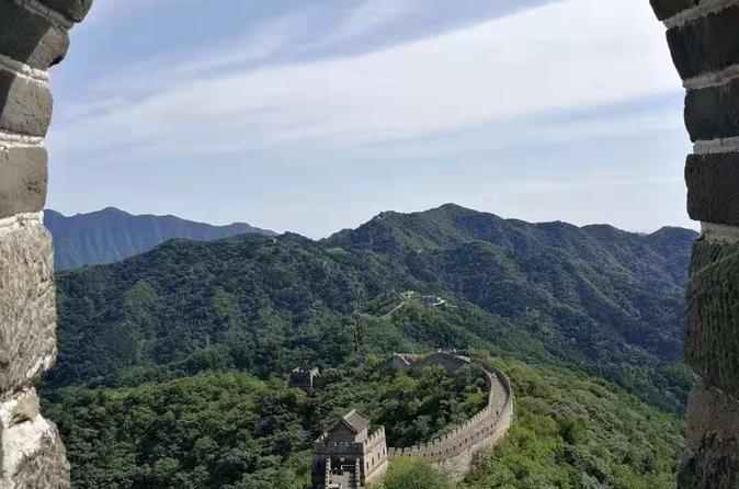 All -inclusive Private Day Tour : Mutianyu Great Wall & Summer Palace