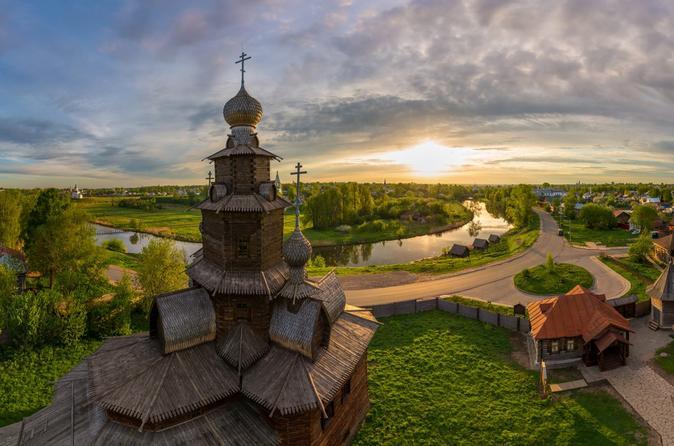 Suzdal & Vladimir one day tour
