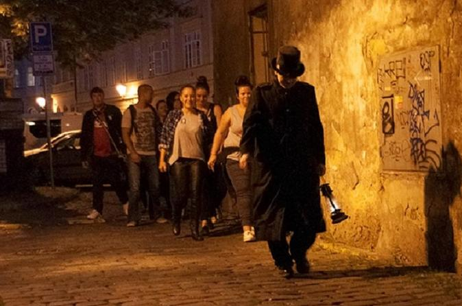 Prague Ghosts and Legends of Old Town Walking Tour