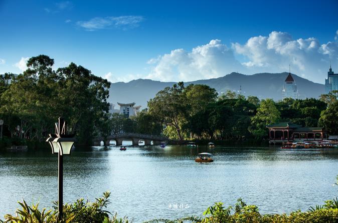 All-inclusive Customized Fuzhou Layover Tour