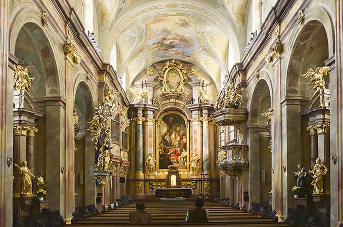 Classical concert in vienna s st anne s church mozart beethoven or in vienna 184913