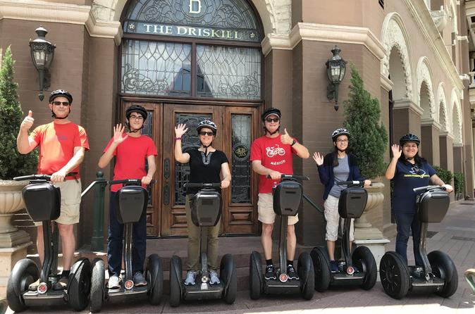 A Fun Austin Segway Tour