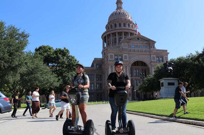 Austin's Only Local Segway Tour