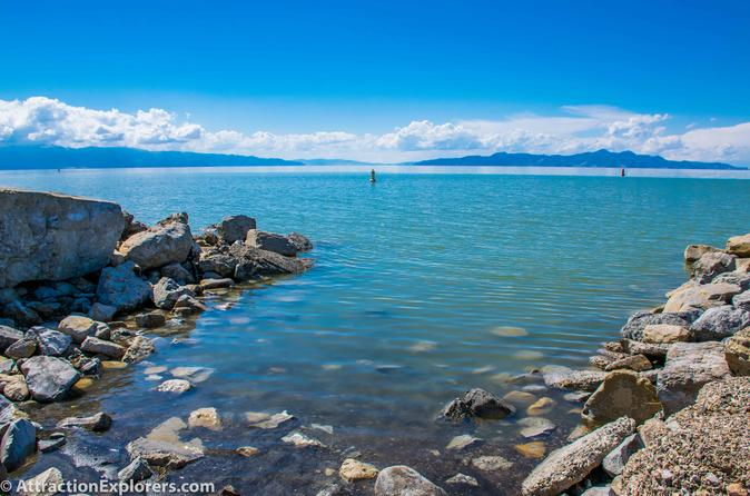 Great Salt Lake - Private Sightseeing Tour