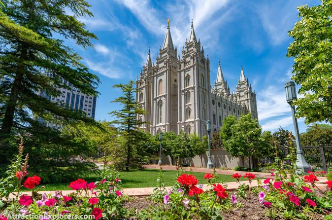 Ultimate VIP Salt Lake City 2-Hour Small Group Tour