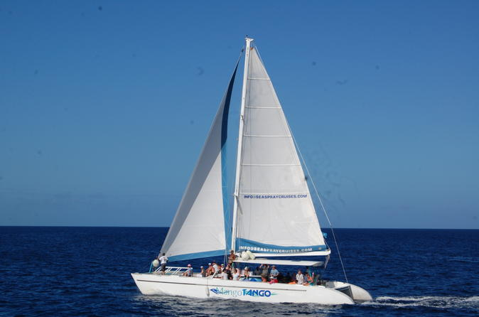 Private 3-Hour Catamaran Sunset Cruise from Soufriere
