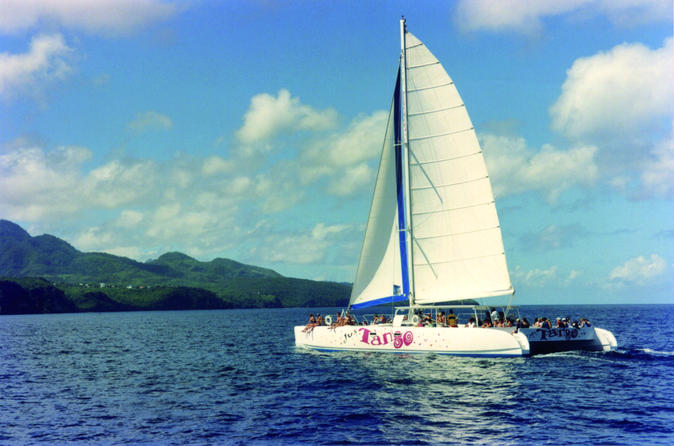 Soufriere Full-Day Land and Sea Combo Tour, St. Lucia Tours, Travel & Activities