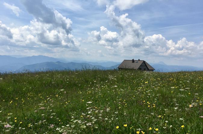 Hike Reisalpe (day-trip, 3 hrs walking time)