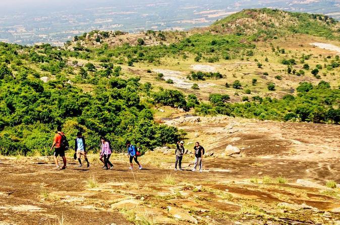 One Day Trek to Chennagiri