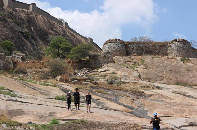 One Day trek to Chennarayana durga