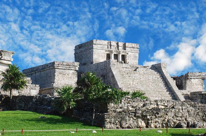 Excursão privada: Ruínas de Coba e Tulum saindo de Cancun