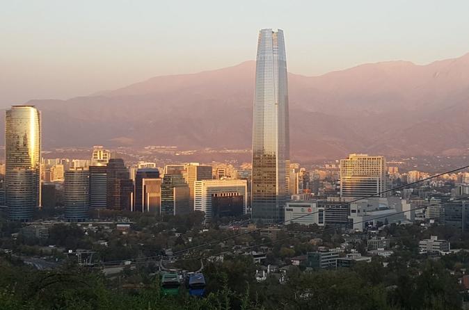 City Tour - Santiago