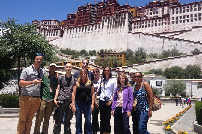 3 night lhasa city small group tour in lhasa 231879