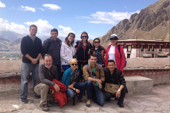 4 night lhasa small group tour including three major monasteries in lhasa 237340