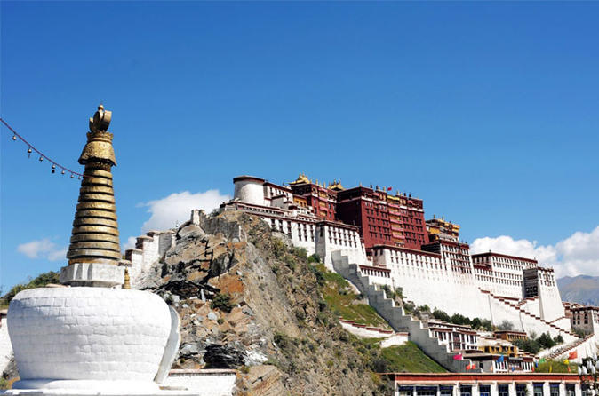 Day Tour: Tibet Potala Palace and Jokhang Temple