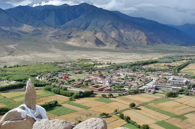 Day trip tibet samye monastery in lhasa 264977