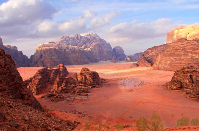 Petra and wadi rum tour from eilat border for 03 days 02 nights in eilat 628312