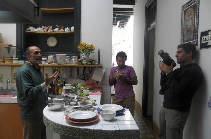 Culinary and Historical Tour of Lima