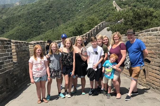 Beijing Layover Small Group Tour to Great Wall (7AM-11AM)