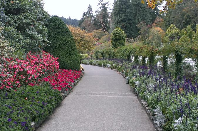 1-Hour Victoria City Tour and Butchart Gardens