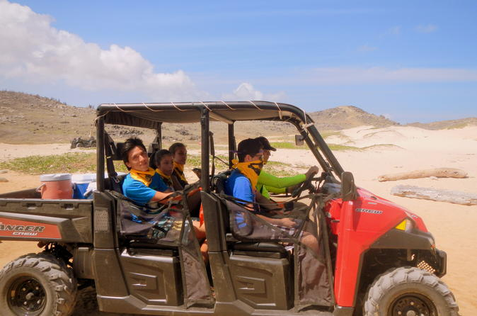 Aruba Shore Excursion: UTV Adventure