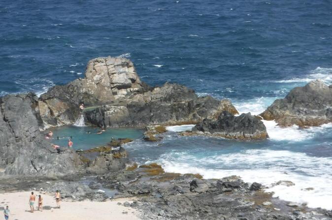 Private Aruba Natural Pool Horseback Riding Tour