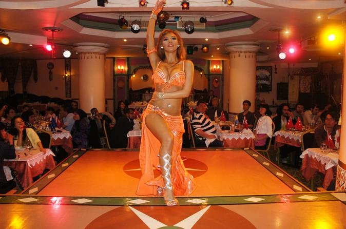 Belly Dancing Show plus Turkish Traditional Shows and Dinner in Istanbul