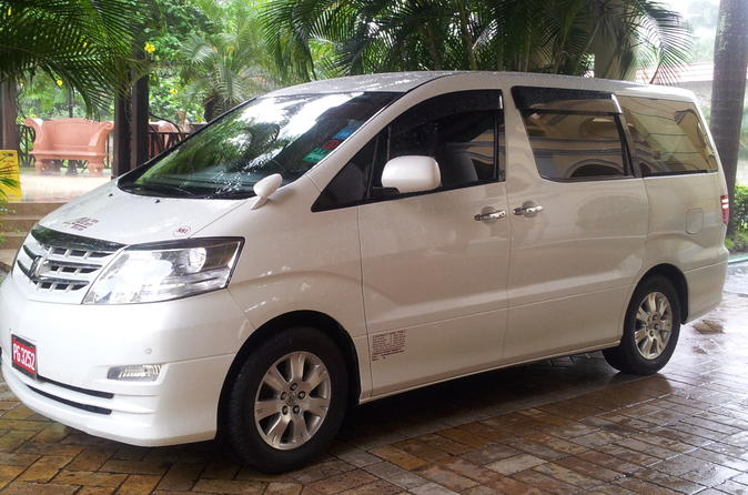 Silver Sands Private Airport Transfer