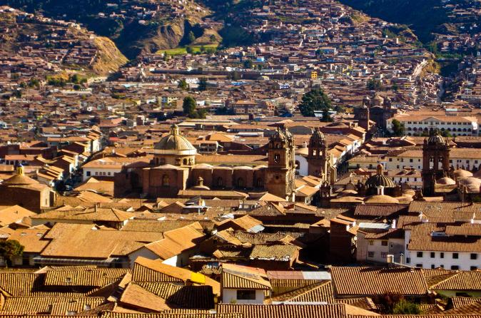 Cusco City Small-Group Tour