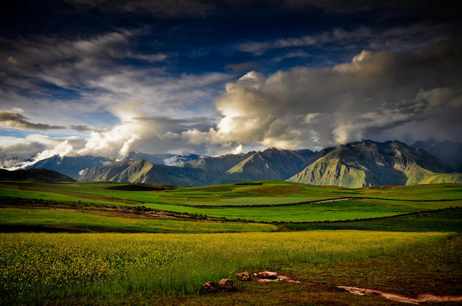 Sacred Valley Tour Including Lunch - Cusco