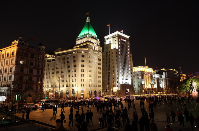 Small-Group Jewish Heritage Walking Tour from Shanghai