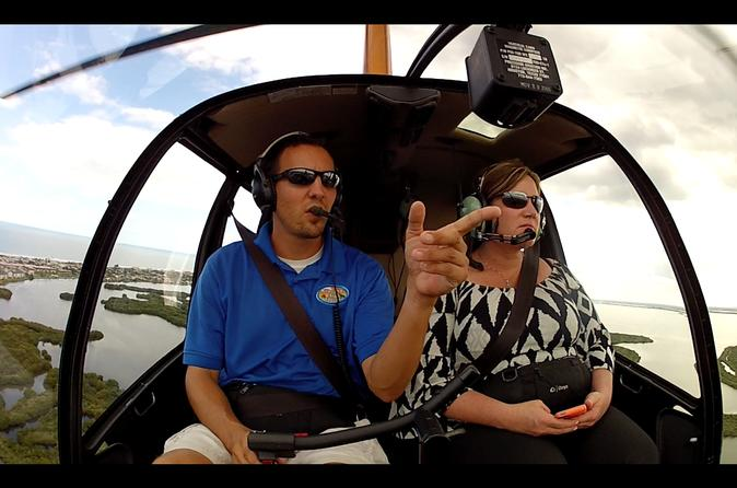 Cocoa beach and thousand islands helicopter tour in cocoa beach 222743