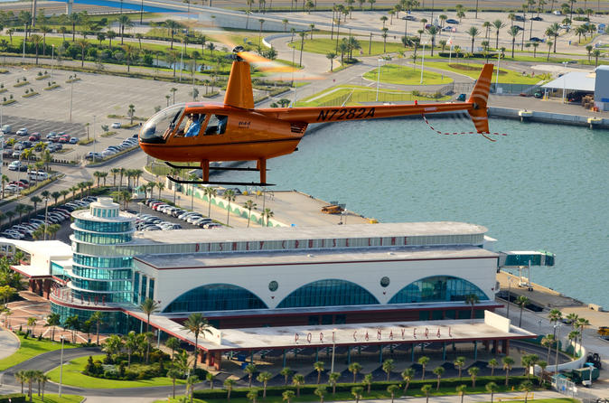 Port canaveral helicopter tour in port canaveral 193337