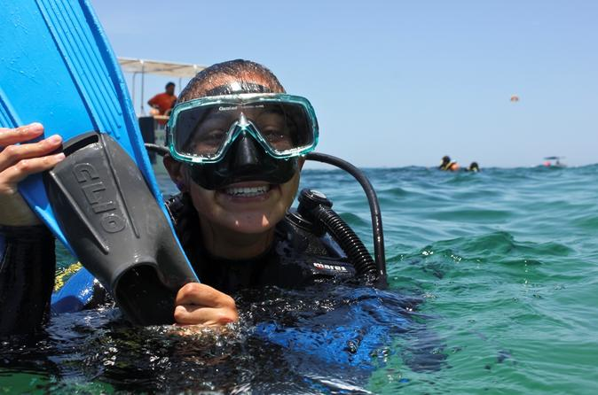 Scuba Review and Refresher Program in Cabo San Lucas