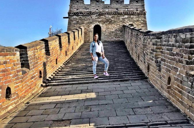 5-7 hours Layover Tour to Mutianyu Great Wall