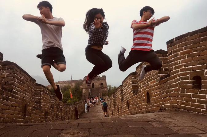 5-7 hours Layover Tour to Mutianyu Great Wall  with Speaking-English Driver