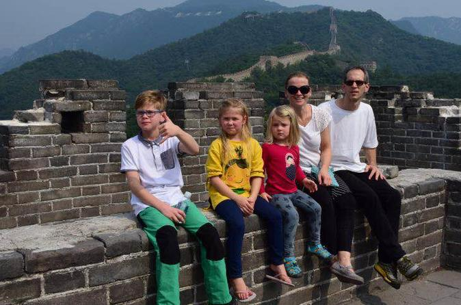 Private Day Tour to Mutianyu Great Wall and Summer Palace With Lunch