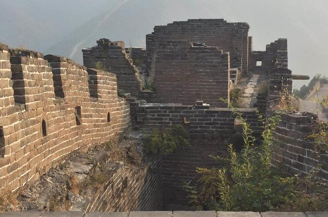 Private Huanghuacheng Great Wall Tour With Speaking-English Driver