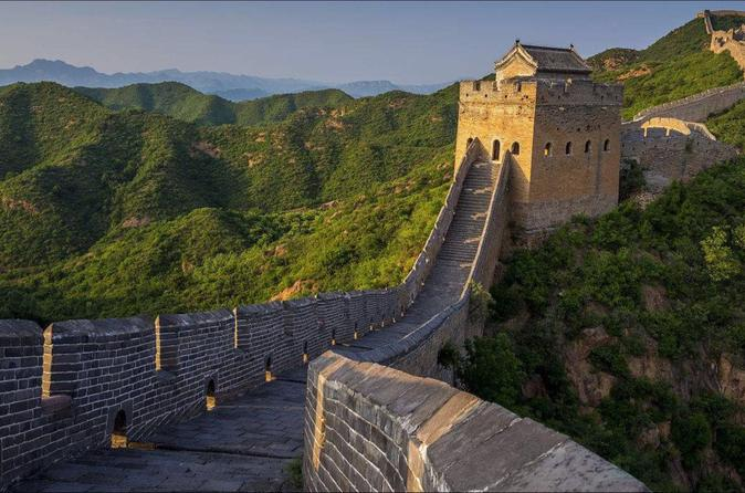 Private Tour to Jinshanling Great Wall with Speaking-English Driver