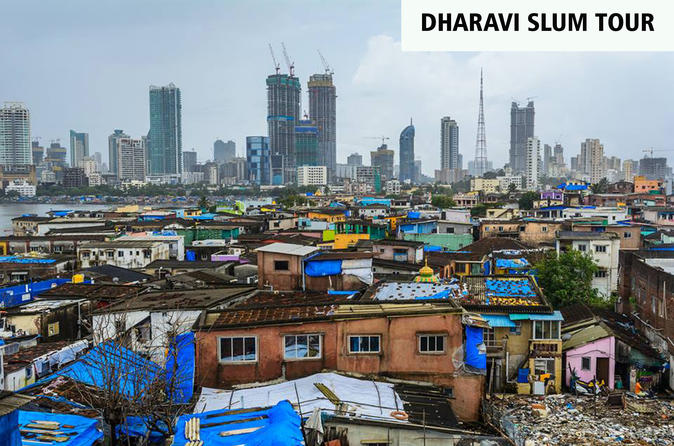 Mumbai slum walking Group Tour in Mumbai