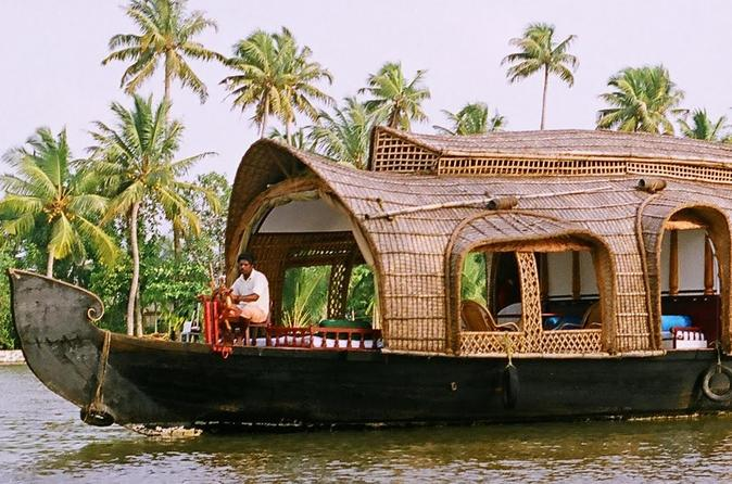 Kochi private tour 2 day alleppey backwaters houseboat cruise in kochi 204311