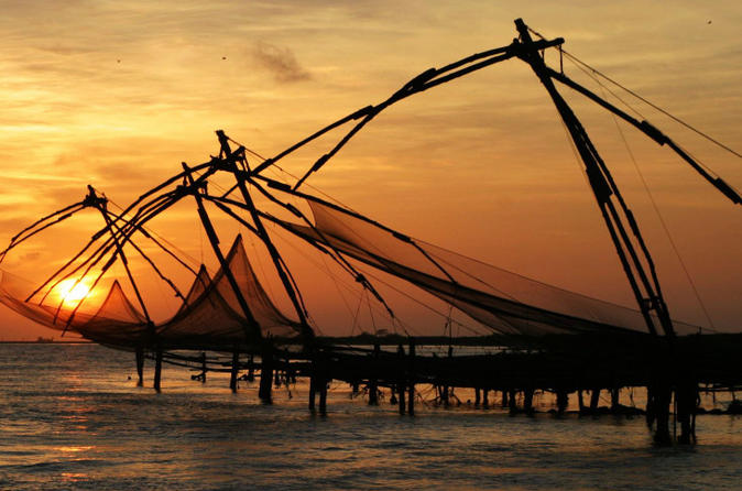 Kochi private tour 3 hour fort kochi and mattancherry walking tour in kochi 184514