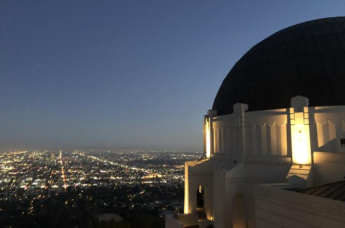 Sunset Yoga & Meditation Hike at the Griffith Observatory